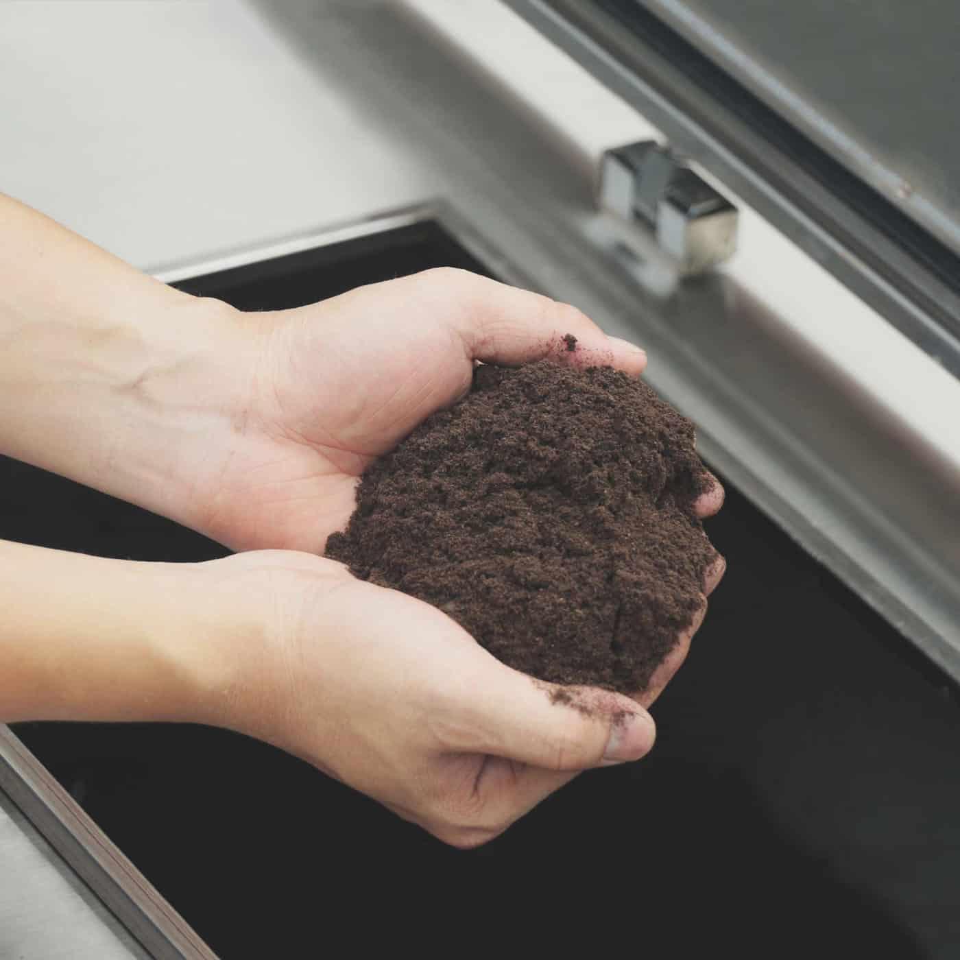 Le compostage accéléré sur place, une innovation au service de l'environnement et de la fertilisation des sols